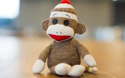 Baby Monkey Toys