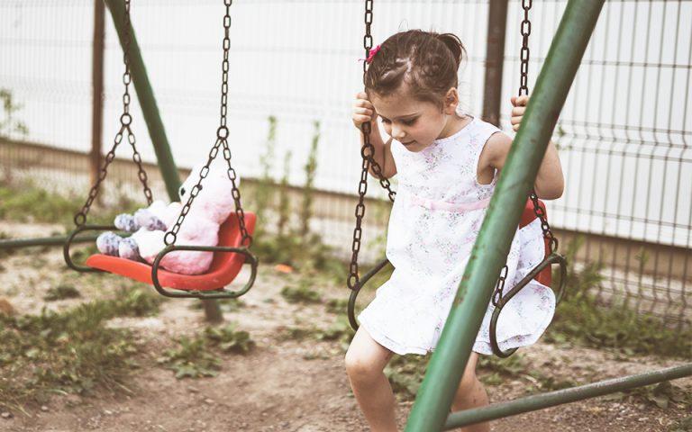 3In1 Swing Seat Children High Back Full Bucket Kid Infant Teen Detachable Seats