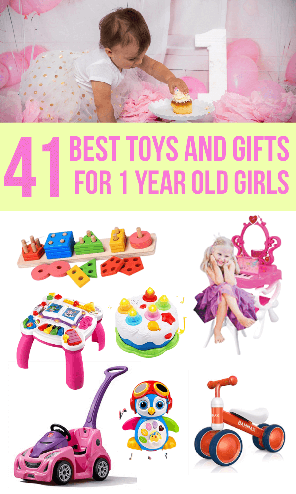 1 Year Old Girl Toys