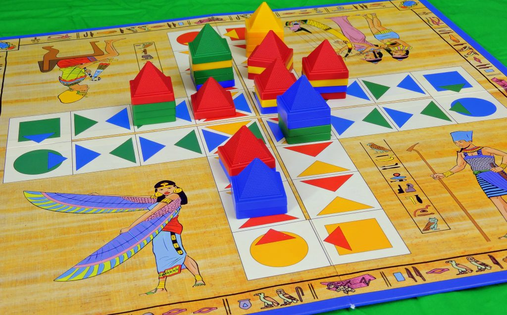 Top board games for 3 year old kids