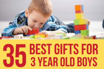 34 Best Toys & Gifts for 3 Year Old Boys in 2021