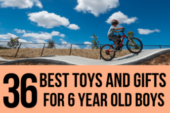 36 Best Toys & Gift Ideas for 6 Year Old Boys in 2021