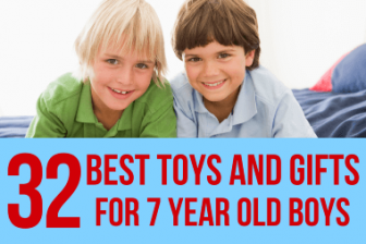 32 Best Toys & Gifts for 7 Year Old Boys in 2021