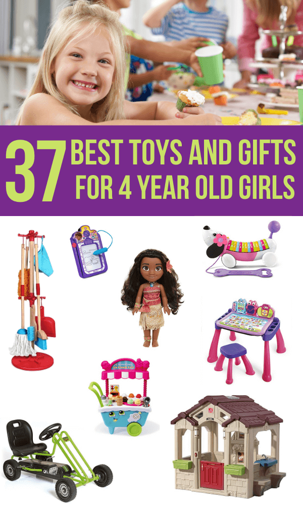 4 year old girl toys