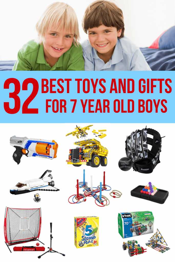 7 year old boy toys