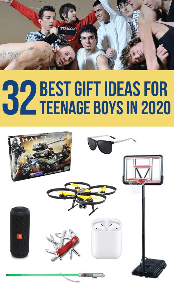 Teenage Boy Gift Ideas