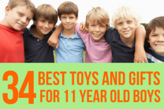 34 Best Toys & Gifts for 11 Year Old Boys in 2021