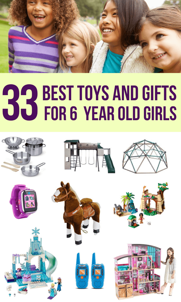 6 year old girl toys