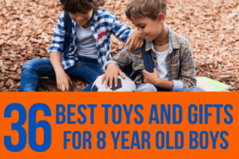 36 Best Toys & Gifts for 8 Year Old Boys in 2021