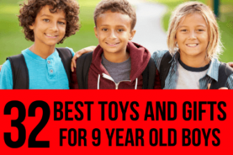 32 Best Toys & Gifts for 9 Year Old Boys in 2021