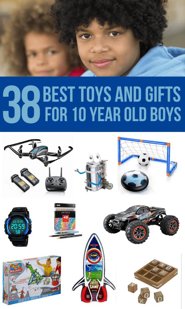 10 year old boy toys