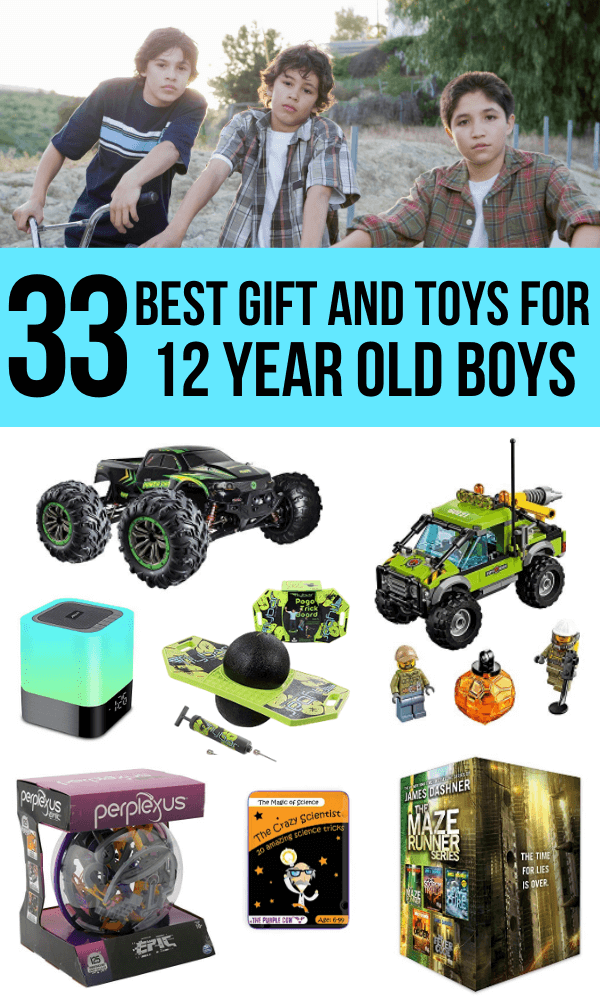 12 year old boy toys