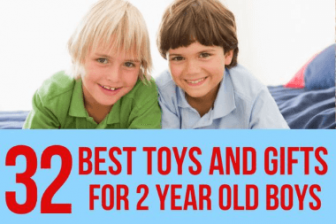 30 Best Toys & Gifts for 2 Year Old Boys in 2021