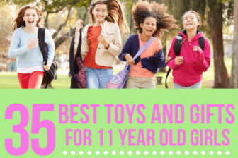 35 Best Toys & Gifts for 11 Year Old Girls in 2021