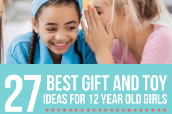 27 Best Toys & Gift Ideas for 12 Year Old Girls 2020