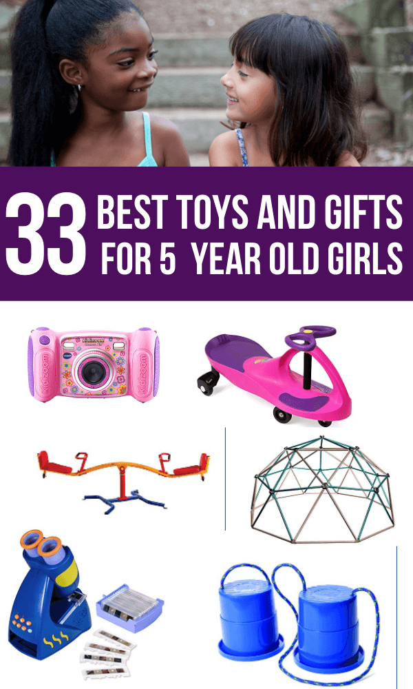5 Year Old Girl Toys