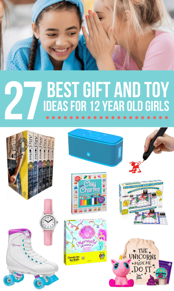 12 Year Old Girl Toys