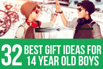 32 Best Gift Ideas for 14 Year Old Boys in 2021