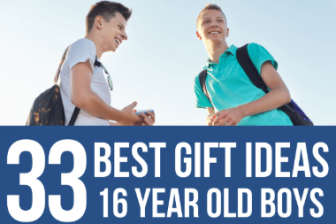 33 Best Gifts for 16 Year Old Boys in 2021