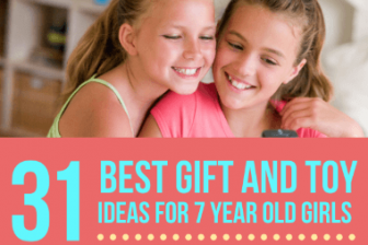 31 Best Toys & Gift Ideas for 7 Year Old Girls 2021