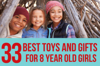 33 Best Toys & Gifts for 8 Year Old Girls in 2021