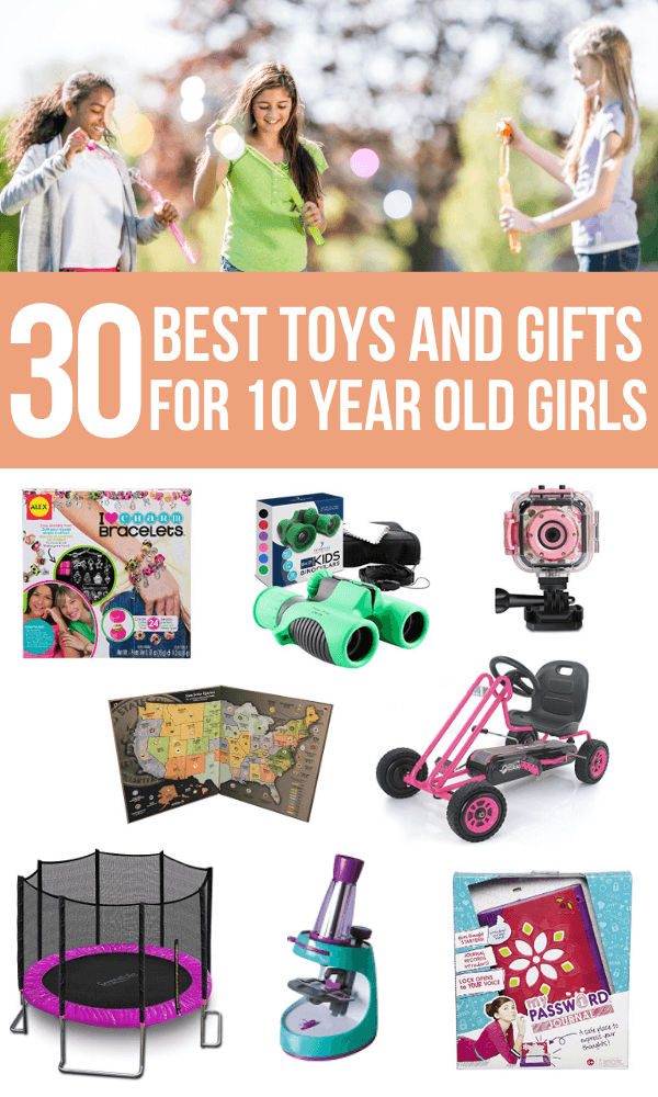 10 year old girl toys