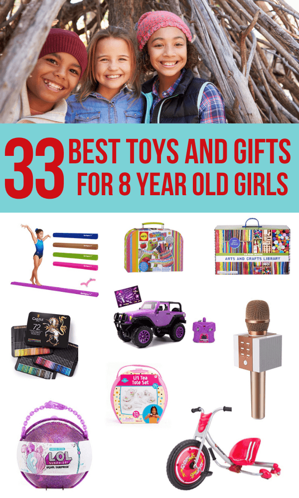 8 year old girl toys