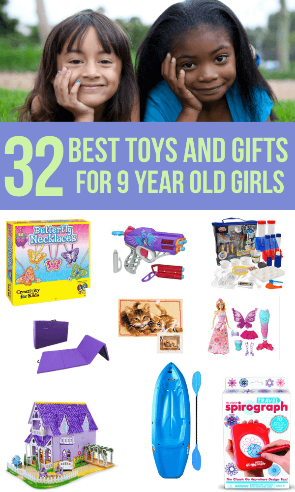 9 year old girl toys