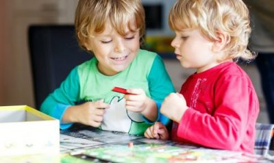 Best Board Games for 2 Year Olds