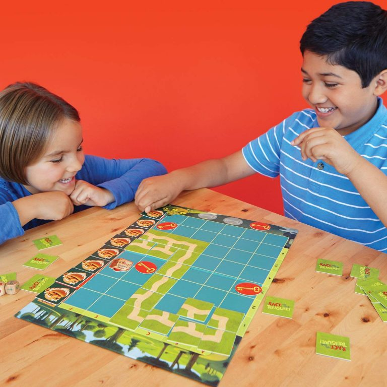 17 Best Board Games For 5 Year Olds In 2021 Pigtail Pals