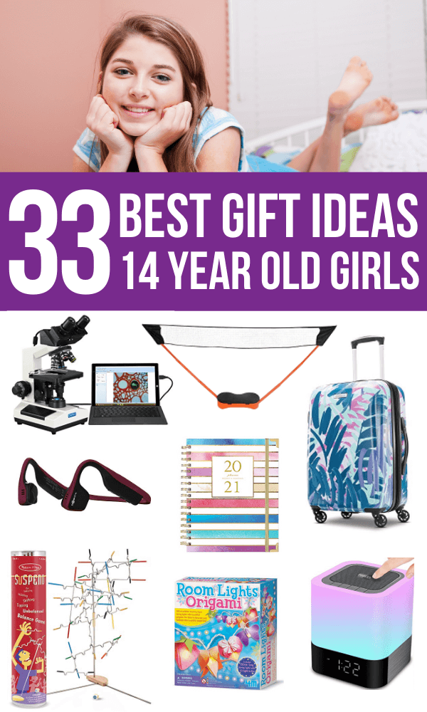 14 year old girl gifts