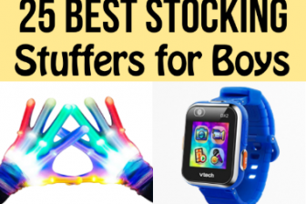 25 Best Stocking Stuffers for Boys