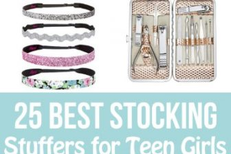 25 Best Stocking Stuffers for Teen Girls in 2021