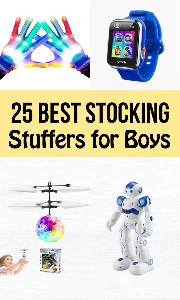 Boy Stocking Stuffers