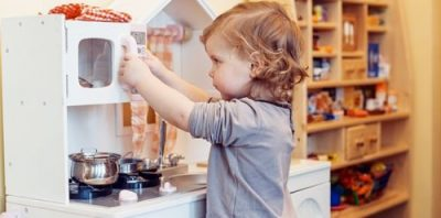 Best Wooden Play Kitchens