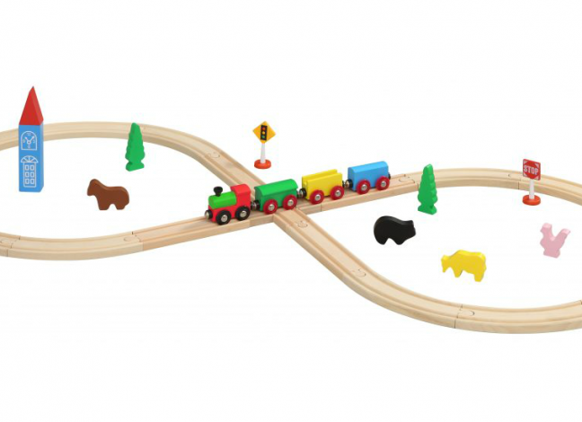 17 Best Wooden Train Sets For Kids For 2019 Pigtail Pals