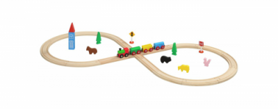Top Wooden Train Sets