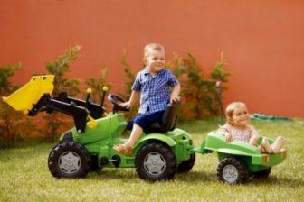 15 Best John Deere Tractor Ride On Toys for Kids
