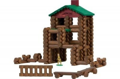 Lincoln Log Cabin Sets