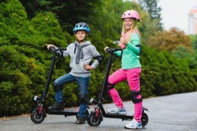 Electric Scooters for Kids