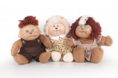 Vintage Kids Cabbage Patch Dolls