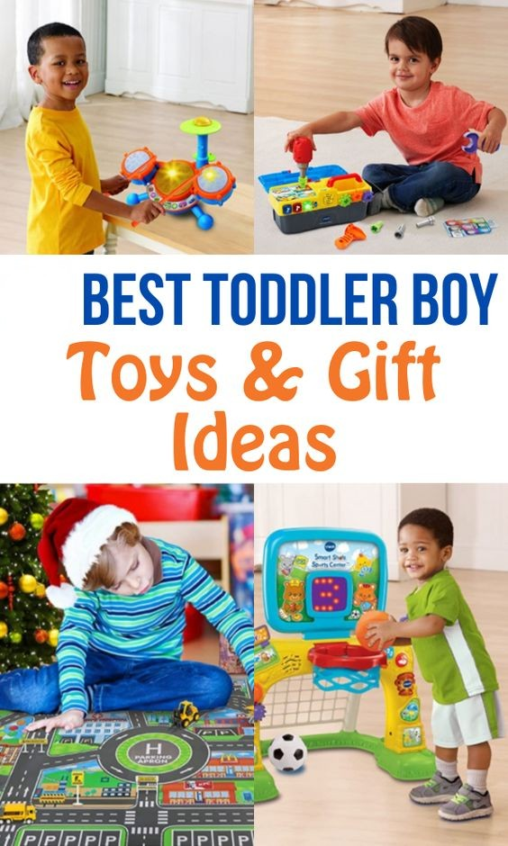 Best Gifts & Toys for Toddler Boys