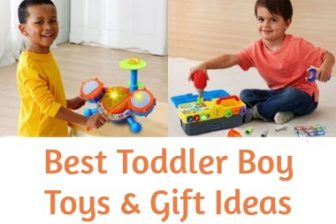 24 Best Toddler Boy Toys & Gift Ideas