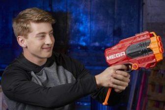 12 Best N-Strike Mega Nerf Guns: Rated for 2021