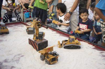 Top Excavator RC Toys