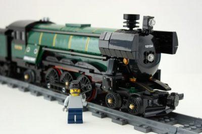 Cool Lego Train Track Sets