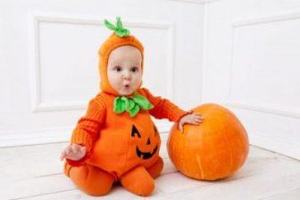 Best Kids & Baby Pumpkin Costumes in 2021
