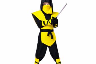 Best Toddler & Kids Ninja Costumes in 2021