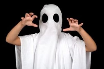 Best Kids Ghost Costumes Your Toddler Will Love