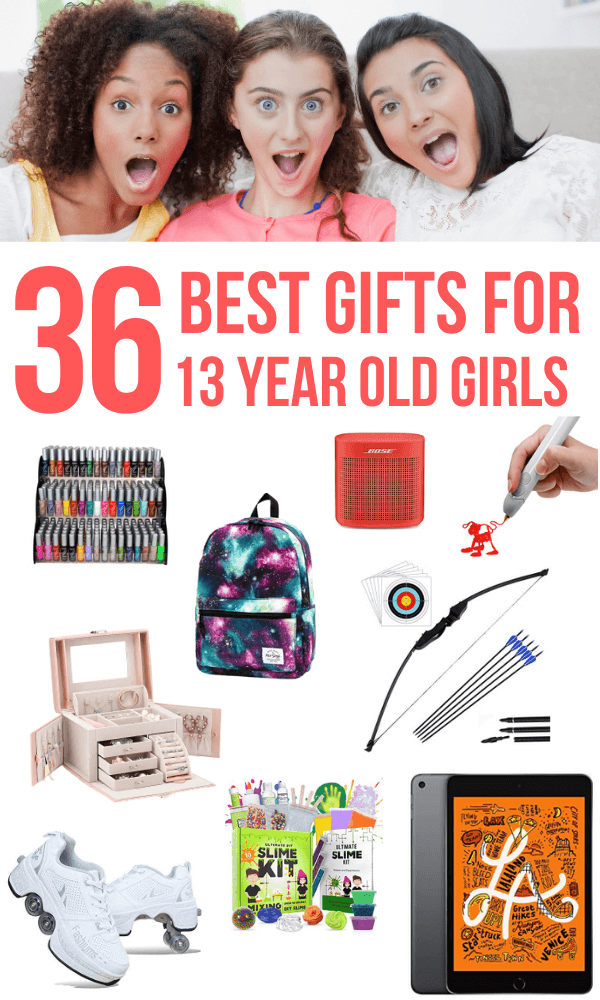 13 Year Old Girl Gift Ideas